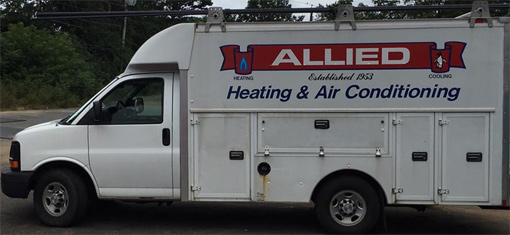 allied service truck image